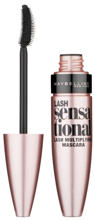 MAYBELLINE MASCARA SENSATIONAL LASH BLACK  9.5 ML