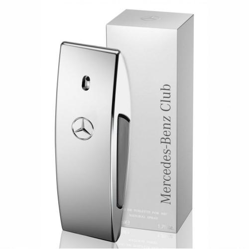 Mercedes benz club men eau de toilette 50 ml vapo for Mercedes benz for men