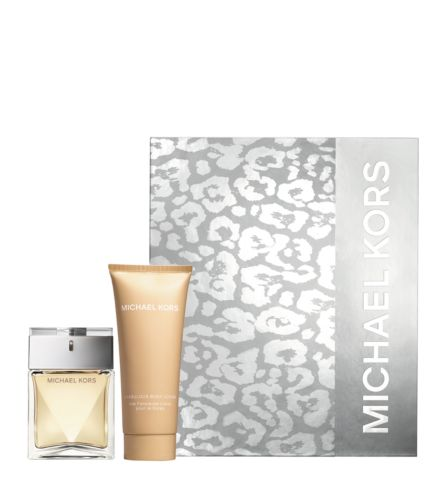 MICHAEL KORS SIGNATURE WOMAN FABULOUS HOLIDAY SET