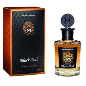 MONOTHEME BLACK OUD EDP 100 ML