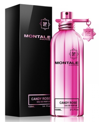 MONTALE CANDY ROSE EDP 100ML VAPO