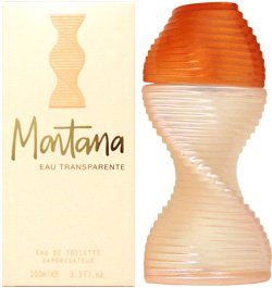MONTANA EAU TRANSPARENTE EDT 100 ML VP. ULTIMAS UNIDADES