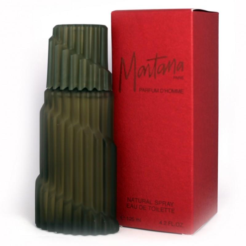 montana parfum homme eau de toilette 125 ml vapo. Black Bedroom Furniture Sets. Home Design Ideas