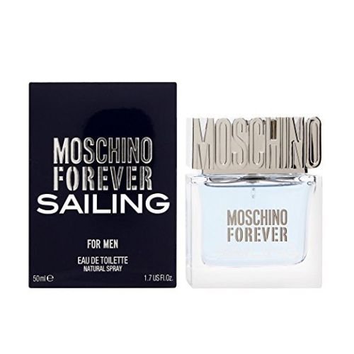 MOSCHINO FOREVER SAILING EDT 50 ML SIN CAJA