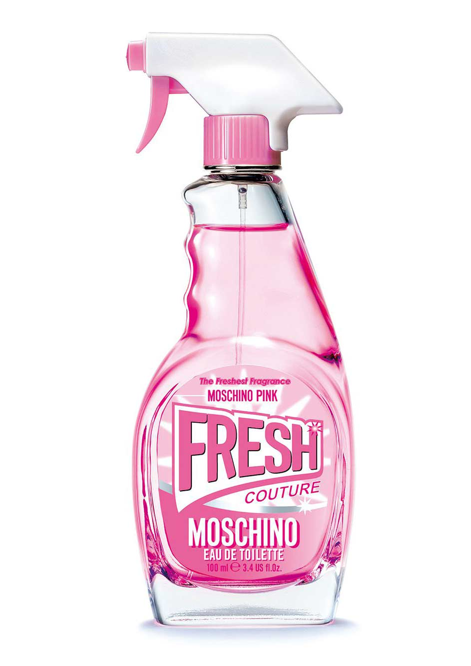 MOSCHINO PINK FRESH COUTURE EDT 100 ML