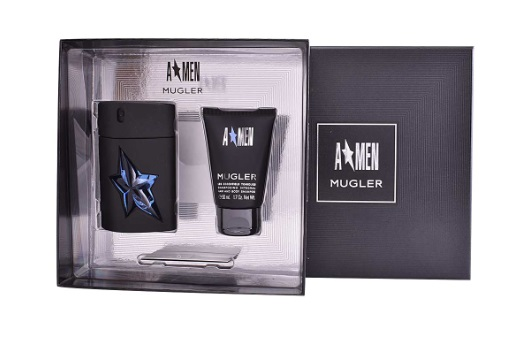 THIERRY MUGLER A*MEN EDT 50 ML + CHAMPU 50 ML SET REGALO