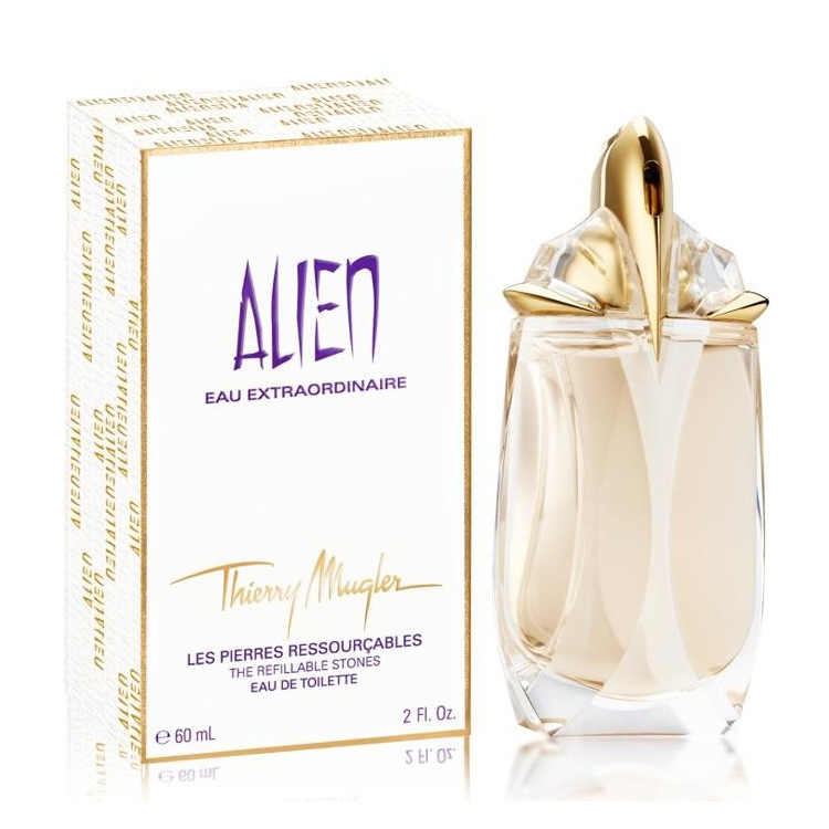 thierry mugler alien eau extraordinaire eau de toilette 90 ml vapo formato recargable. Black Bedroom Furniture Sets. Home Design Ideas