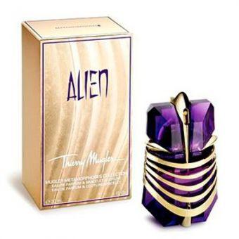 thierry mugler alien eau de parfum 30 ml vapo jewel collector formato recargable. Black Bedroom Furniture Sets. Home Design Ideas