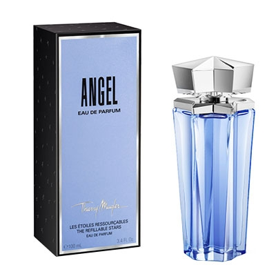 Thierry mugler angel eau de parfum 100 ml rellenable vapo for Thierry mugler miroir des secrets