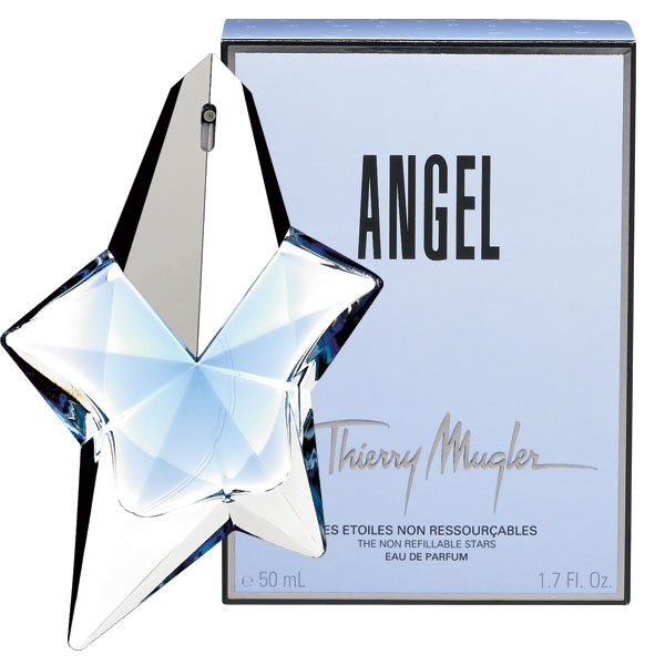 THIERRY MUGLER ANGEL EDP 50 ML NO RECARGABLE