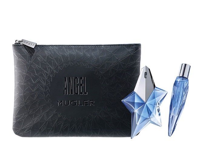 THIERRY MUGLER ANGEL EDP 25 ML + MINI 10 ML + NECESER SET REGALO