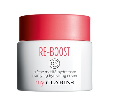MY CLARINS RE-BOOST-CREME MATITE HYDRATANTE 50ML