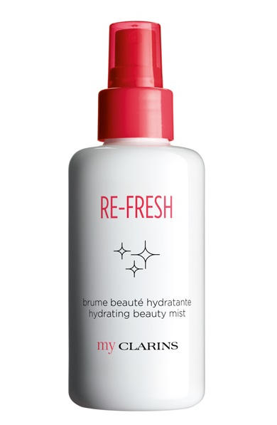 MY CLARINS RE-FRESH BRUME BEAUTE HYDRATANTE 100ML