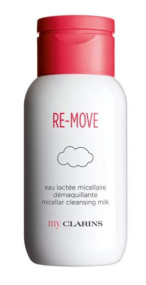 MY CLARINS RE-MOVE EAU LACTEE MICELLAIRE DEMAQUILLANTE 200ML