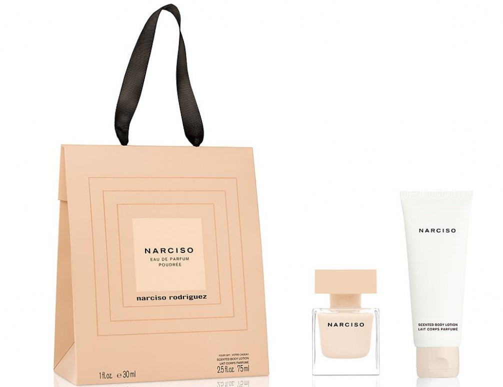 NARCISO RODRIGUEZ NARCISO POUDREE EDP 30 ML + BODY LOTION 75ML SET REGALO