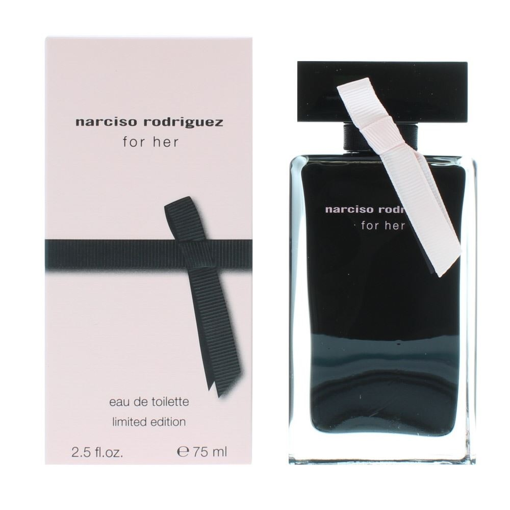 NARCISO RODRIGUEZ FOR HER EDT 75 ML EDICION LIMITADA