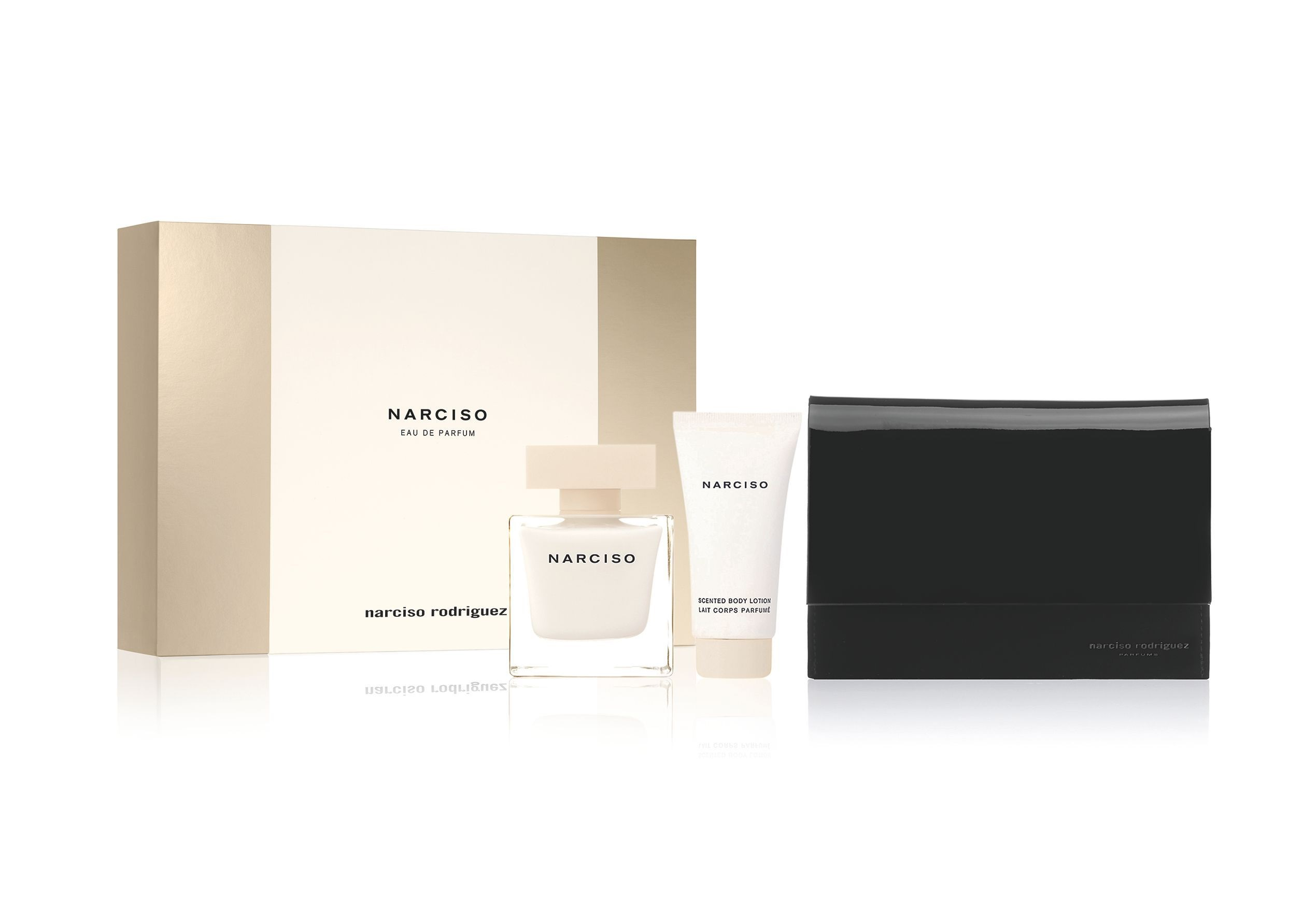 NARCISO RODRIGUEZ NARCISO EDP 50 ML + B/L 50 ML + NECESER