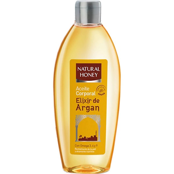 NATURAL HONEY ACEITE CORPORAL ARGAN 300 ML