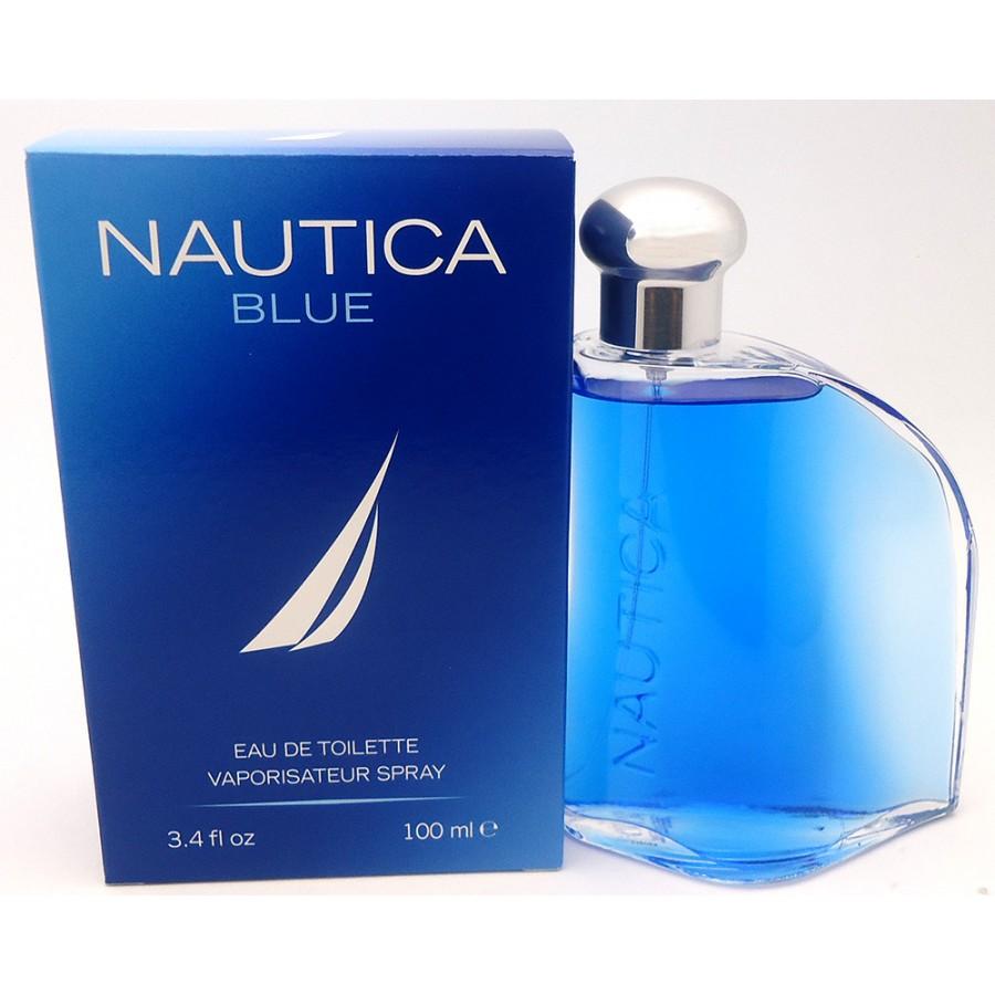 perfumes nautica blue para hombre