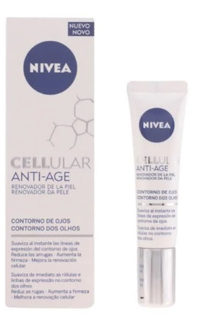 NIVEA CELLULAR ANTI EDAD CONTORNO DE OJOS 15 ML