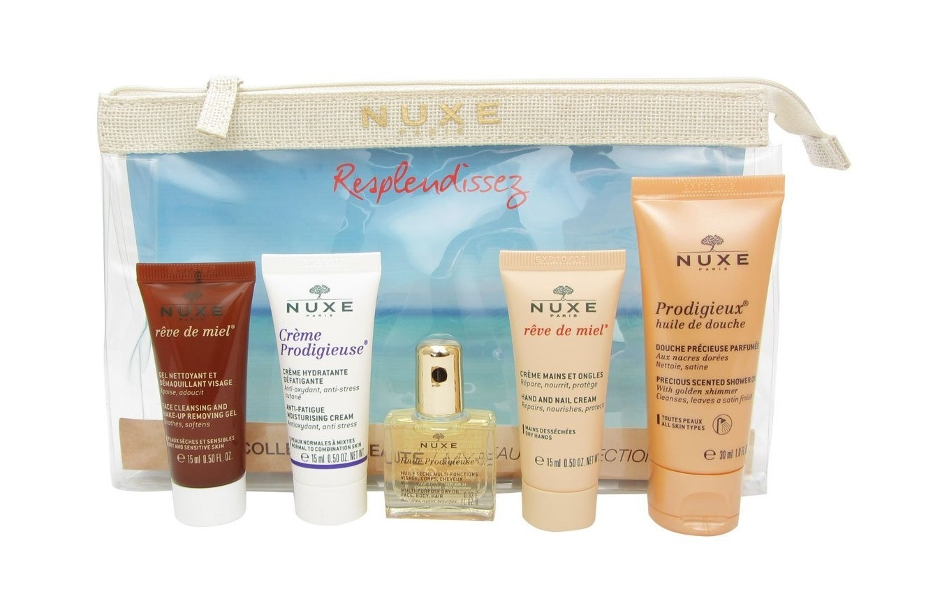 NUXE MY BEAUTY COLLECTION SET REGALO