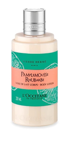 L\'OCCITANE EN PROVENCE PAMPLEMOUSSE RHUBARBE BODY LOTION 250 ML