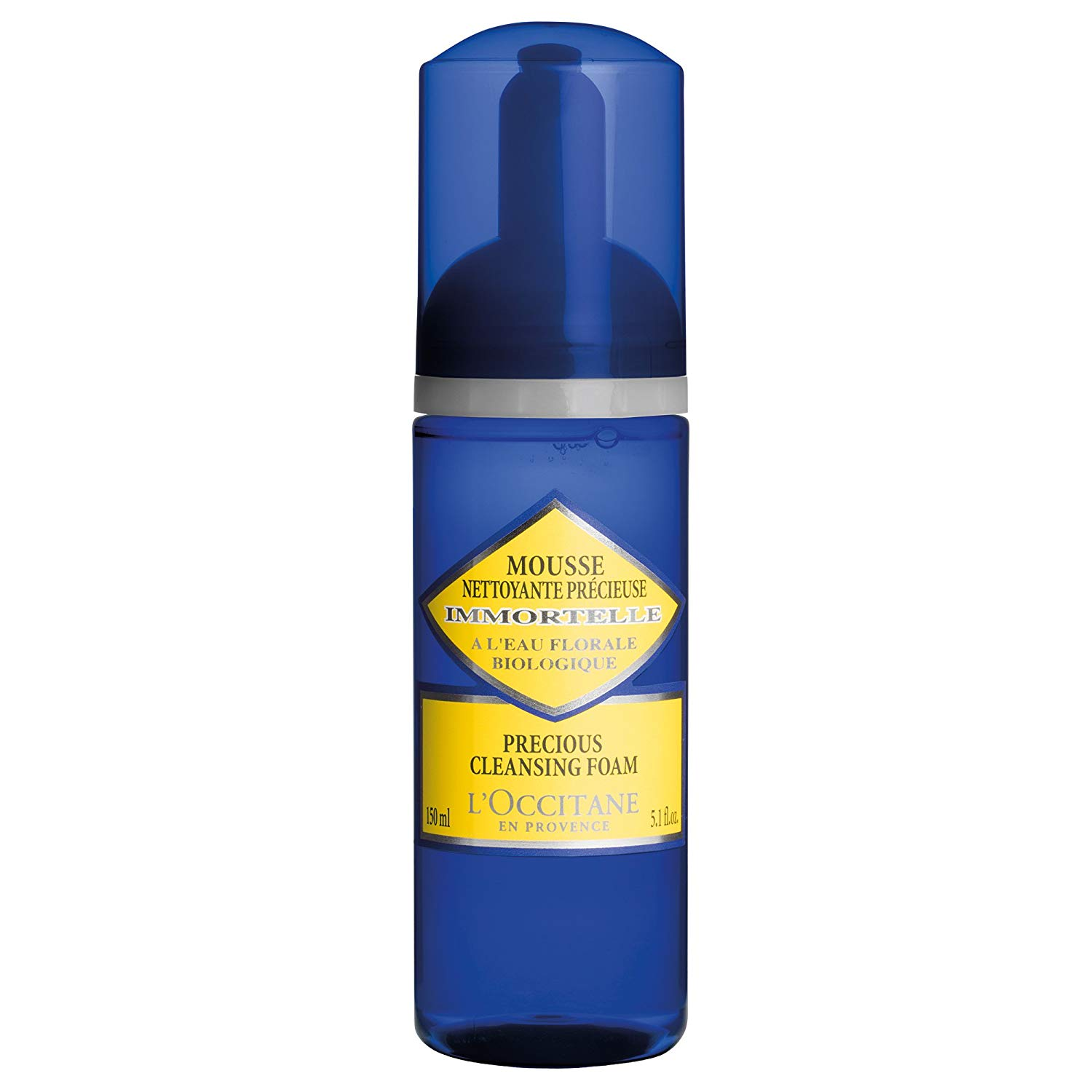 L\'OCCITANE EN PROVENZE INMORTELLE PRECIEUSE MOUSSE NETTOYANTE  150 ML