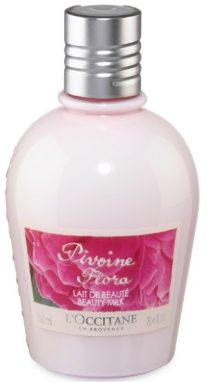 L\'OCCITANE EN PROVENCE PIVOINE FLORA BEAUTY MILK 250 ML