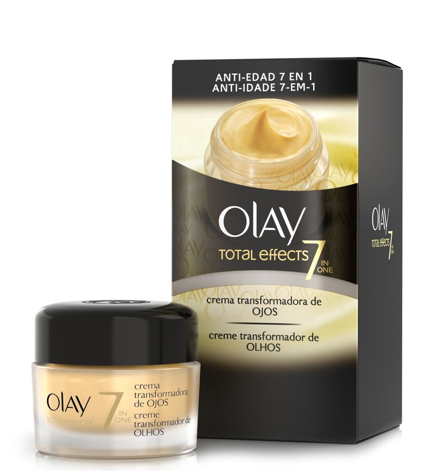 OLAY TOTAL EFFECTS CONTORNO DE OJOS 15 ML
