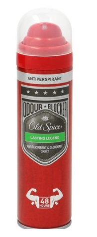 OLD SPICE DESODORANTE LASTING LEGEND SPRAY 150ML