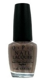 OPI LACA DE UÑAS 141 A TAUPE THE SPACE NEEDLE 15 ML