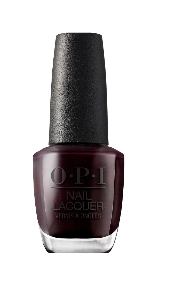 OPI LACA DE UÑAS F06 LOVE IS HOT AND COAL 15 ML