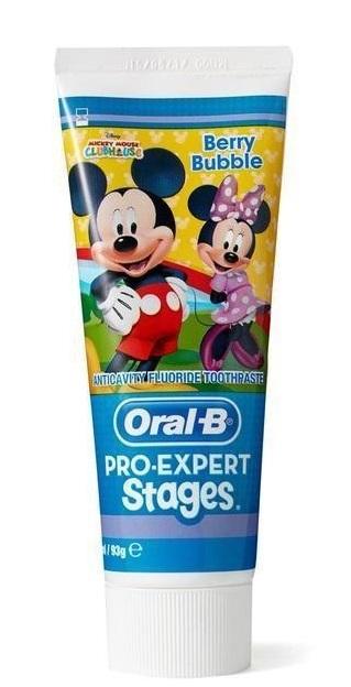 Oral B Stages Pasta Dental Infantil 75 ml 0bdbc7eee87e