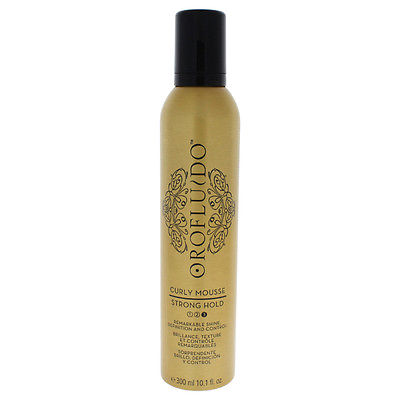 OROFLUIDO CURLY STRONG MOUSSE 300 ML