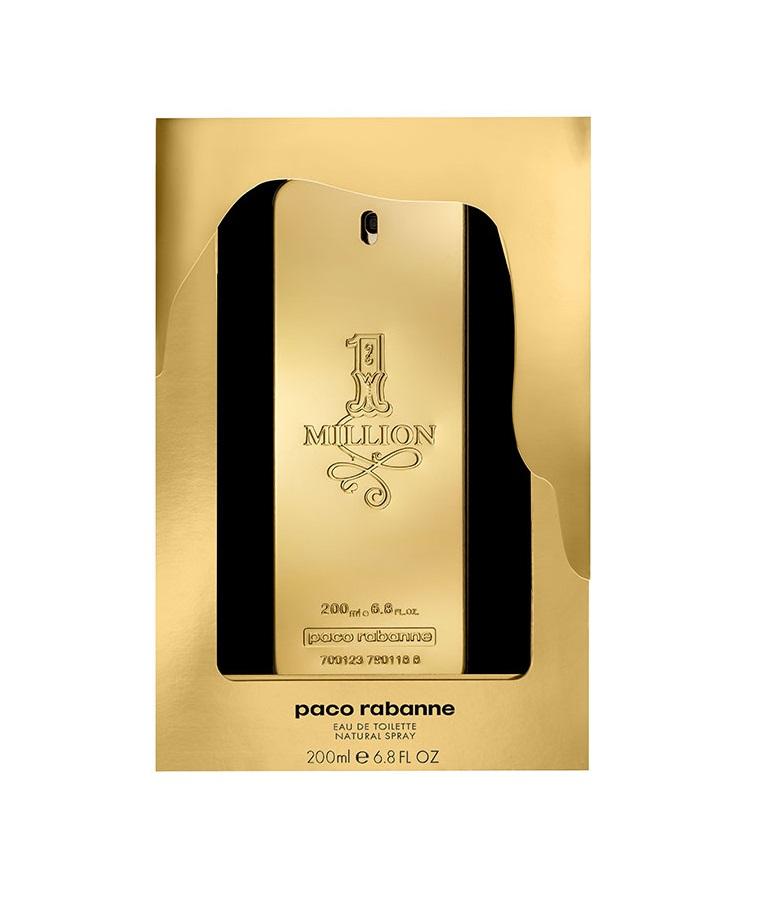 PACO RABANNE 1 MILLION EDT 200 ML EDICIÓN ESPECIAL