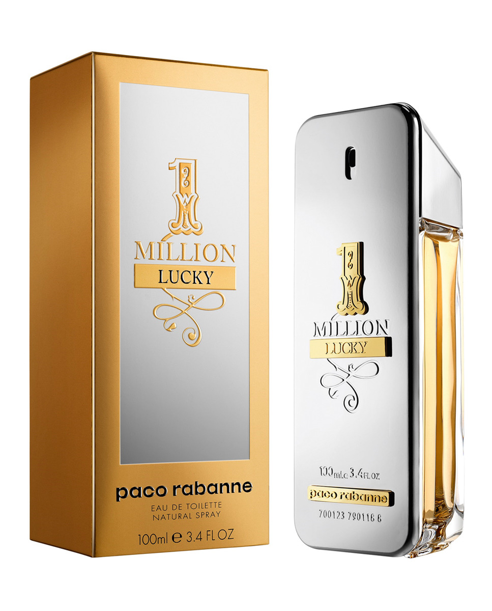 PACO RABANNE 1 MILLION LUCKY EDT 100 ML
