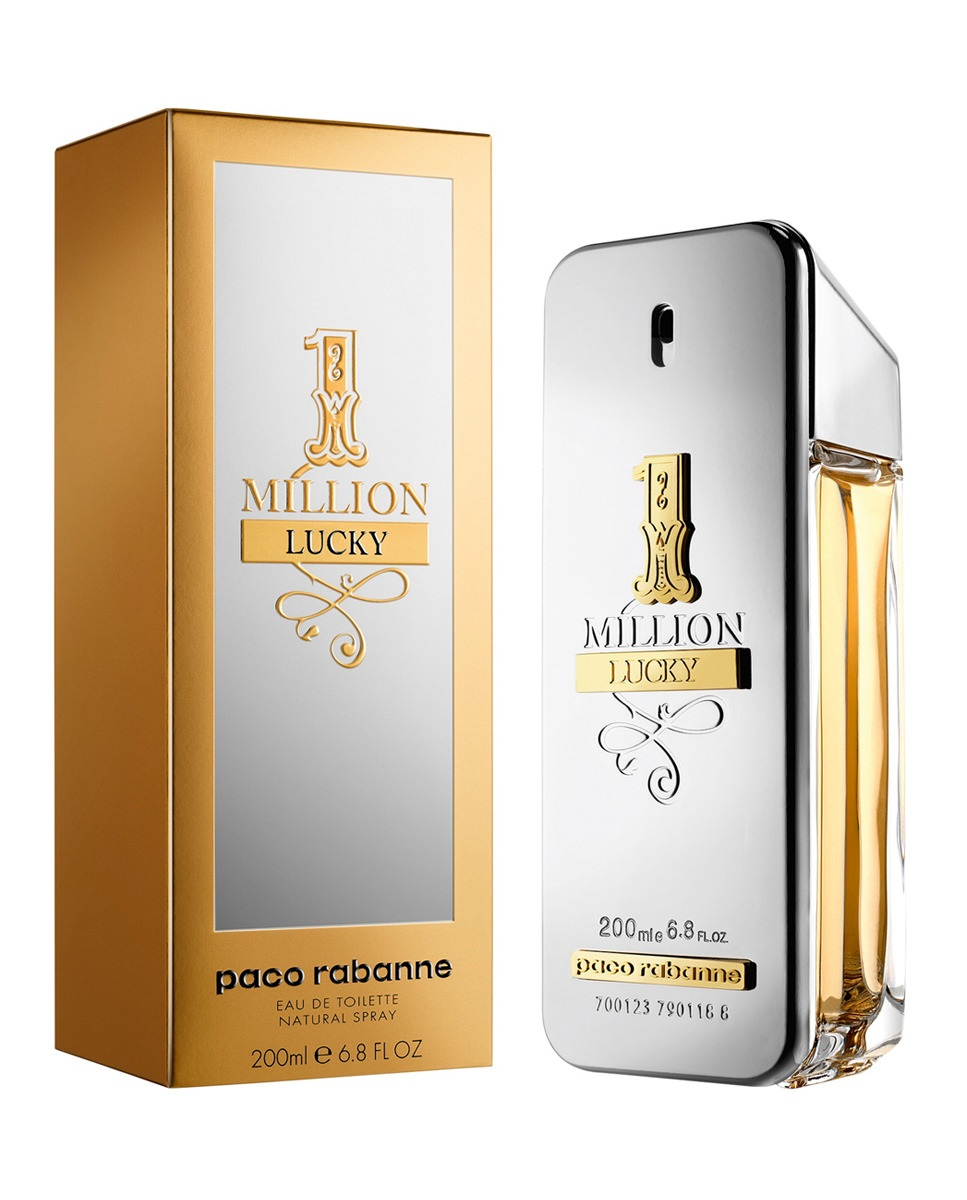 PACO RABANNE 1 MILLION LUCKY EDT 200 ML