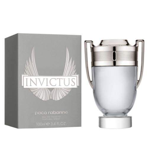 PACO RABANNE INVICTUS AFTER SHAVE LOCION 100 ML