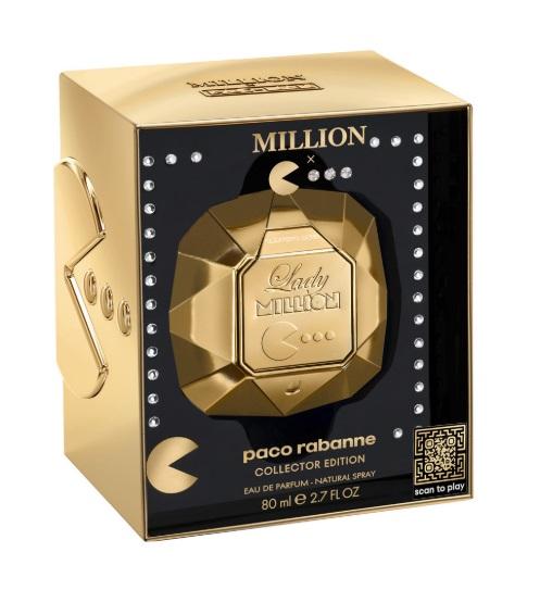 PACO RABANNE LADY MILLION PACMAN EDITION EDP 80 ML
