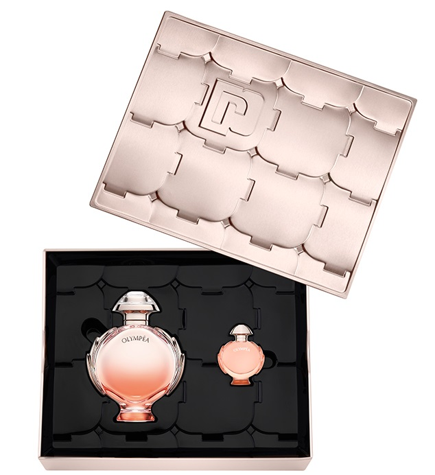 PACO RABANNE OLYMPEA AQUA EDP 80 ML VP + 6 ML SET REGALO