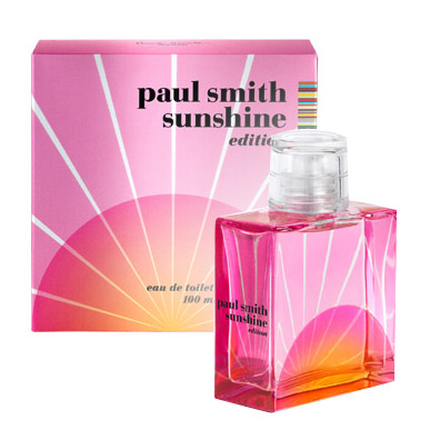 PAUL SMITH SUNSHINE WOMEN 2012 EDITION EDT 100 ML VP.