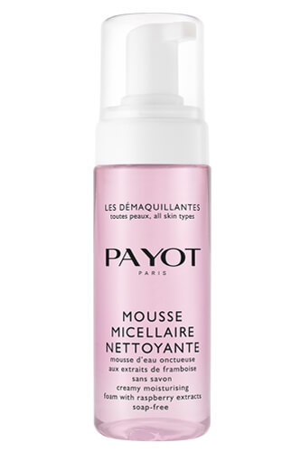 PAYOT MOUSSE MICELLAIRE ESPUMA MICELAR CON FRAMBUESA 150 ML