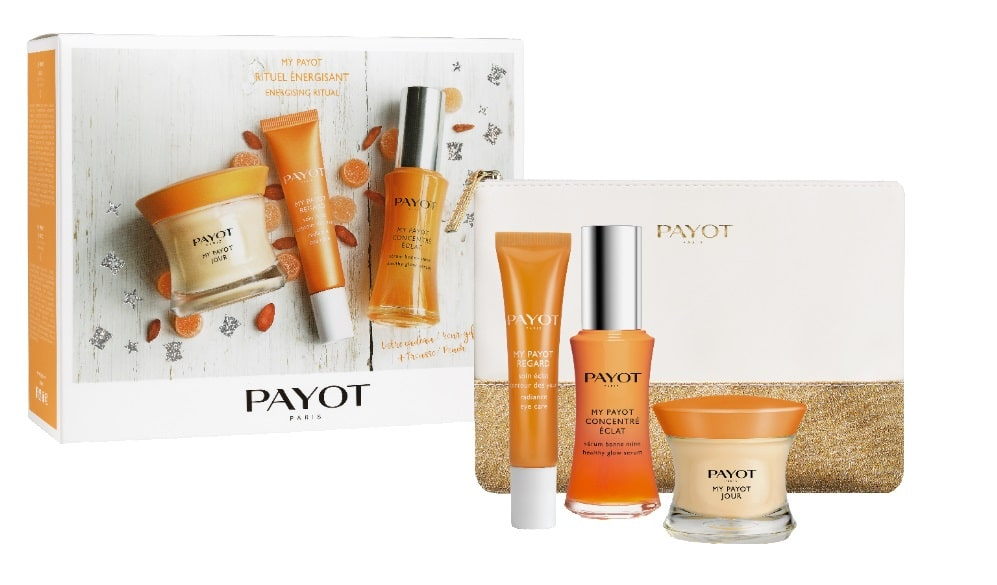 PAYOT MY PAYOT JOUR 50ML+MY PAYOR REGARD 15ML+MY PAYOT CONCENTRE ECLAT 30ML+NECESER SET REGALO