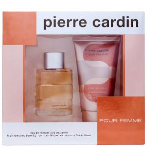 PIERRE CARDIN POUR FEMME EDP 50 ML + B/L 150ML SET