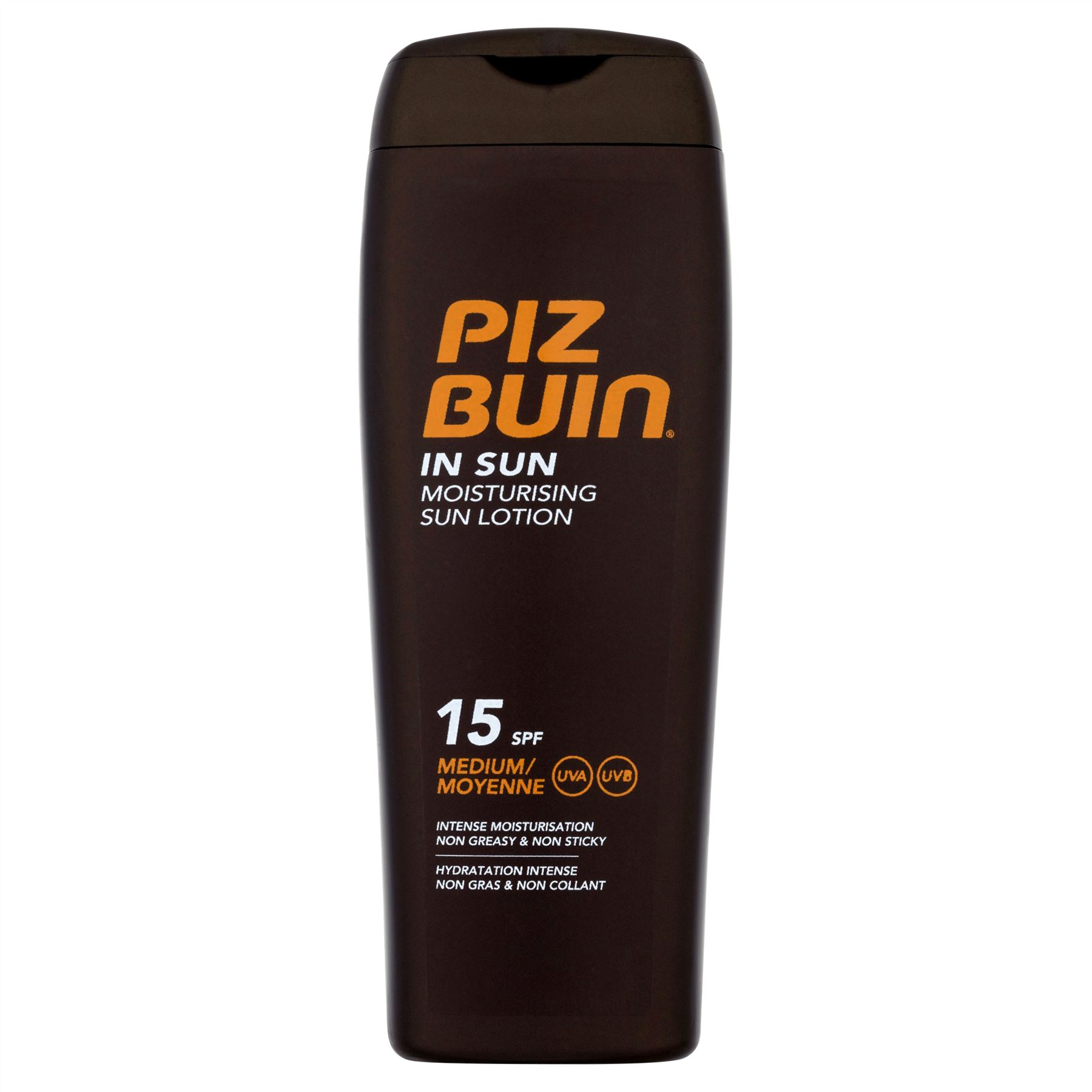 PIZ BUIN IN SUN MOISTURE LOTION SPF 15 200 ML