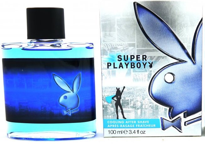 PLAYBOY SUPER PLAYBOY AFTERSHAVE 100 ML