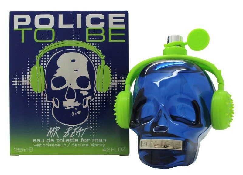 POLICE TO BE MEN MR BEAT EDT 125 ML