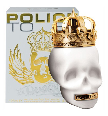 POLICE TO BE QUEEN EDP 125 ML