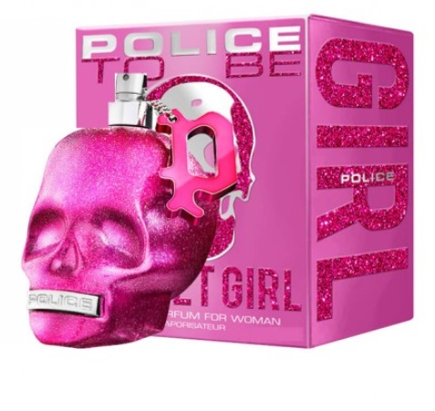 POLICE TO BE SWEET GIRL EDT 125 ML