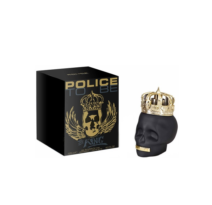 POLICE TO BE THE KING EDT 125 ML